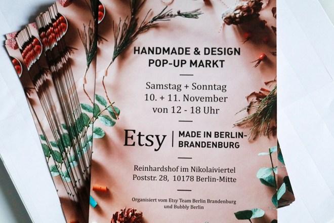Etsy Markt Berlin