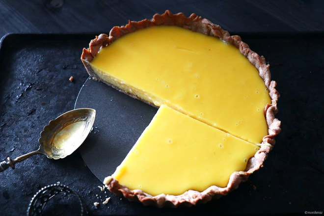 White Chocolate Tarte