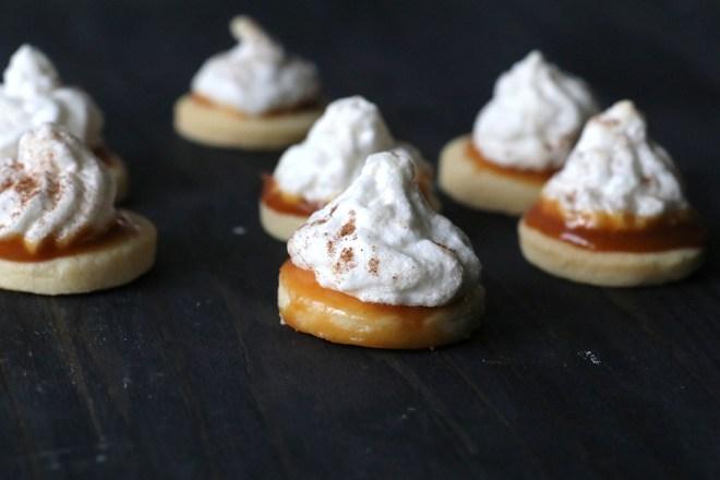 Salzkaramell Baiser Cookies Rezept