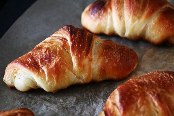 Croissant Rezept über Nacht