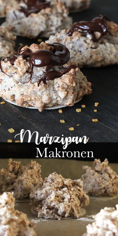 Marzipan Makronen