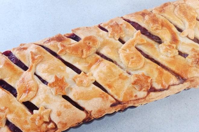 Sauerkirsch Pie