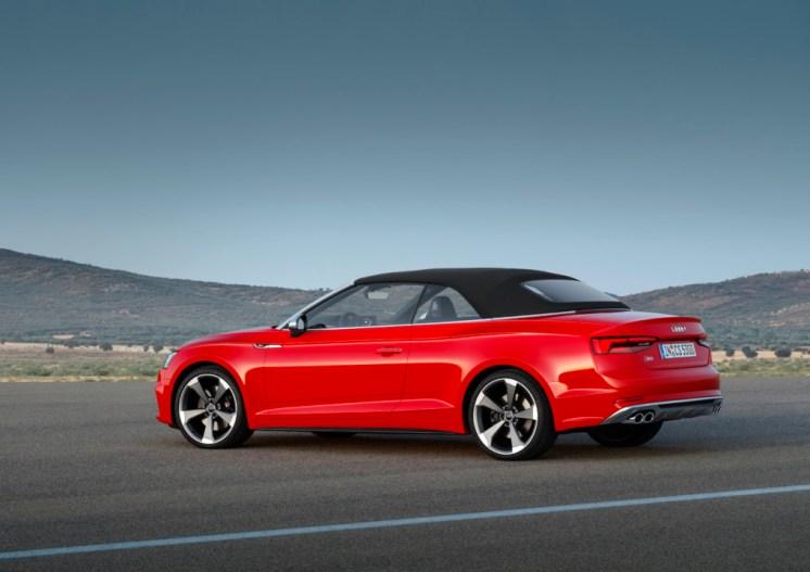Audi S5 Cabriolet