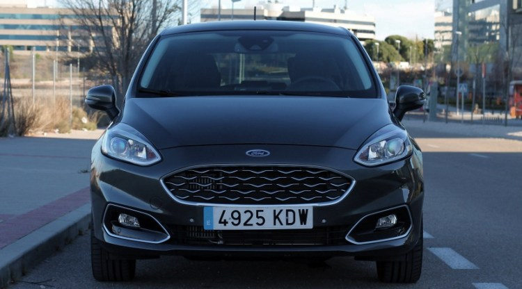 Prueba Ford Fiesta Vignale