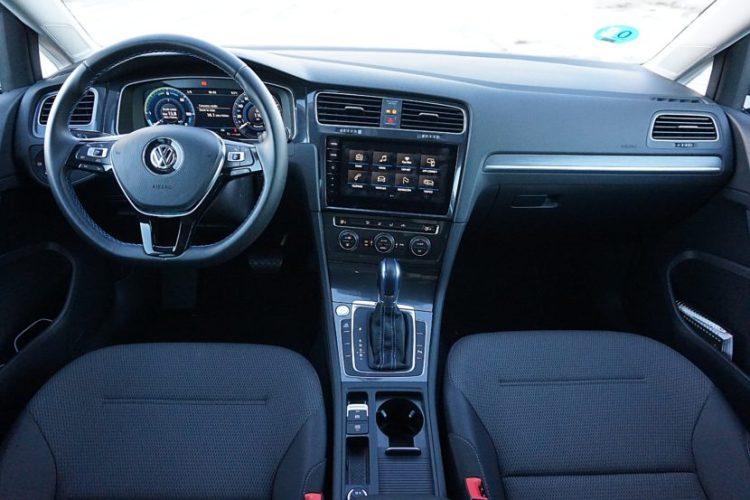 Prueba Volkswagen e-golf
