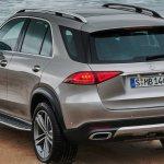 Los faros rasgados ya son parte del ADN de los nuevos Mercedes