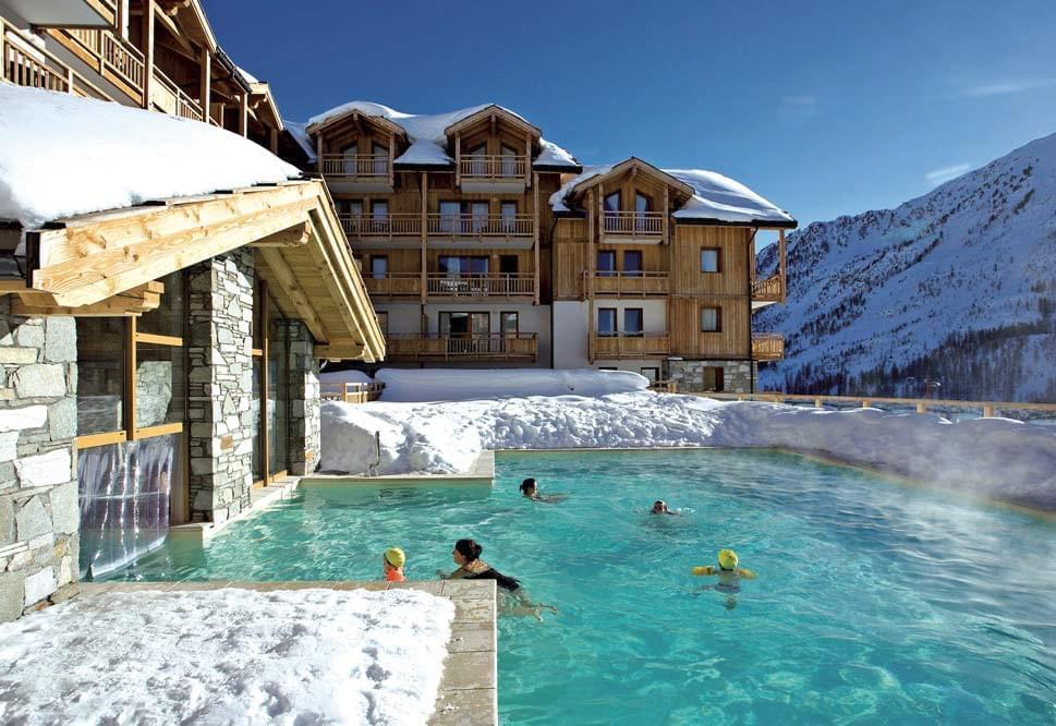 Residence Montagne Chatel  achat appartement station ski alpes Le Grand Lodge