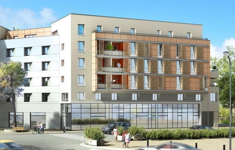 Logement neuf Grenoble  LAmiral