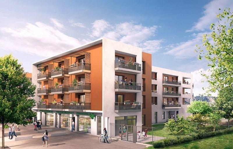 Appartement neuf Francheville  Terra Citta