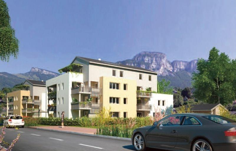 Immobilier neuf BBC Barby  Le Millesime