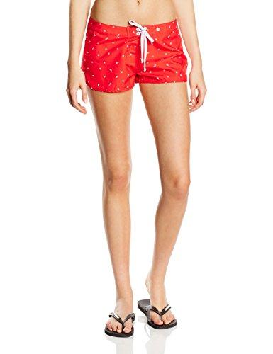 billabong cacy short de bain femme rouge fr l taille fabricant l mon maillot de bain. Black Bedroom Furniture Sets. Home Design Ideas