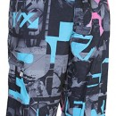 Freegun boardshort garcon CUT – 8/10 ans, Multicolore
