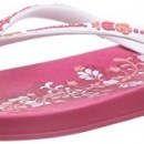 Ipanema Anat Lovely V Fem, tongs femme – Multicolore – Mehrfarbig (white pink 8071), 38