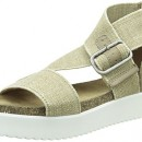 PLDM by Palladium Value Frl, Sandales femme, Beige (007 Beige), 38 EU