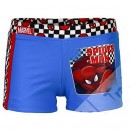 Spiderman – boxer de bain Spiderman bleu – 3 ans