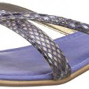 Tamaris 27107, tongs femme – Bleu – Blau (DENIM SNAKE 845), 41