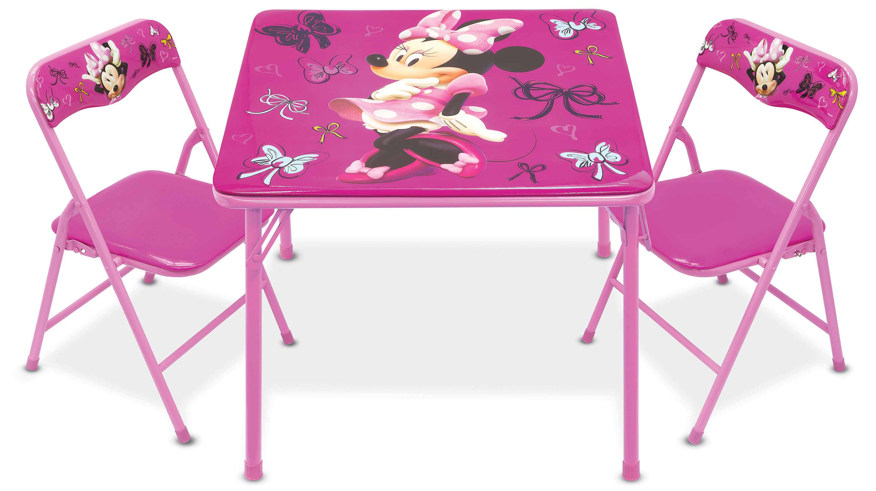 minnie table and chairs wheelchair murah disney mouse first fashionista activity se