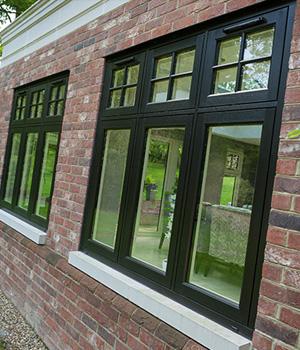 Aluminium Windows Monmouthshire  Double Glazing Newport