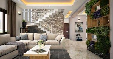 Kerala Style Home Designs & Space Utilization Interior Design