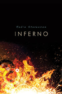 book review of Inferno by Robin Stevenson