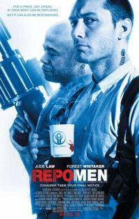 Repo Men (2010) starring Jude Law
