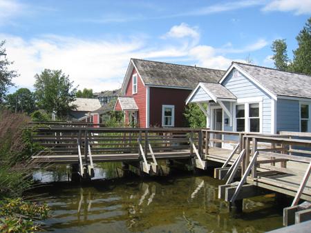 Britannia Heritage Shipyard - Stilt Houses & Boardwalk