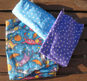 Fabric from Dressew and Spool of Thread