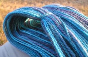 Unwind Yarns — Throwing Sheep Into Rainbows