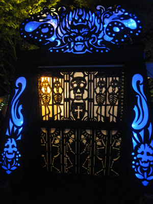 Enter if you Dare... the Stanley Park Ghost Train
