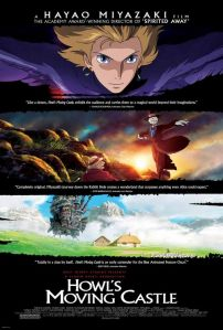 Howl's Moving Castle (film), adapted by Hayao Miyazaki
