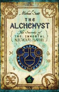 The Alchemyst: The Secrets of the Immortal Nicholas Flamel by Michael Scott