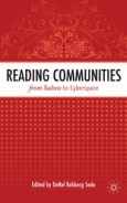 Reading Communities