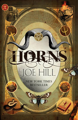 Horns by Joe Hill (UK cover)