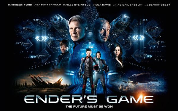 Ender's Game - movie wallpaper