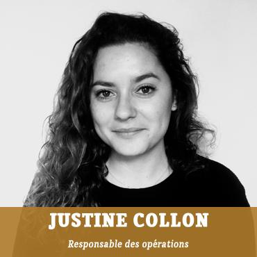 Justine Collom