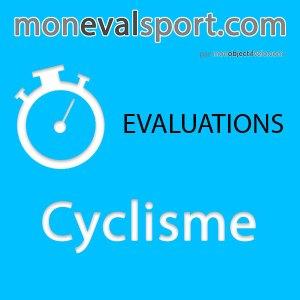 Evaluations cyclisme