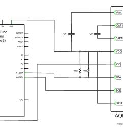 sitronix st7032 arduino 101 [ 2042 x 1275 Pixel ]