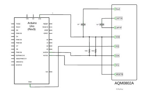 small resolution of sitronix st7032 arduino 101