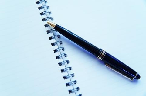 税理士試験の時に使っていたペン