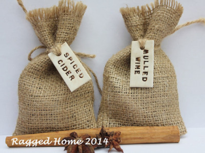 Mulled Wine Bags