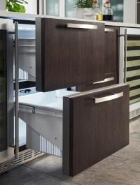 Undercounter Refrigerator Drawers | Monogram Professional ...