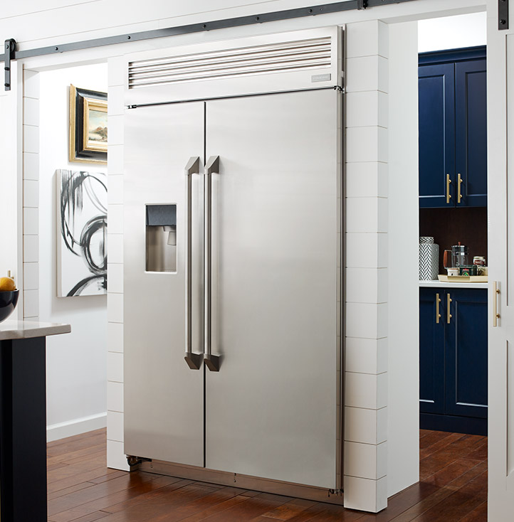 ge monogram fridge