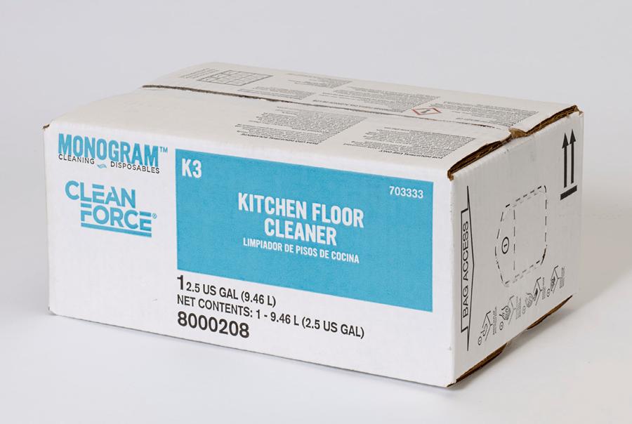 Monogram Clean Force Kitchen Floor Cleaner