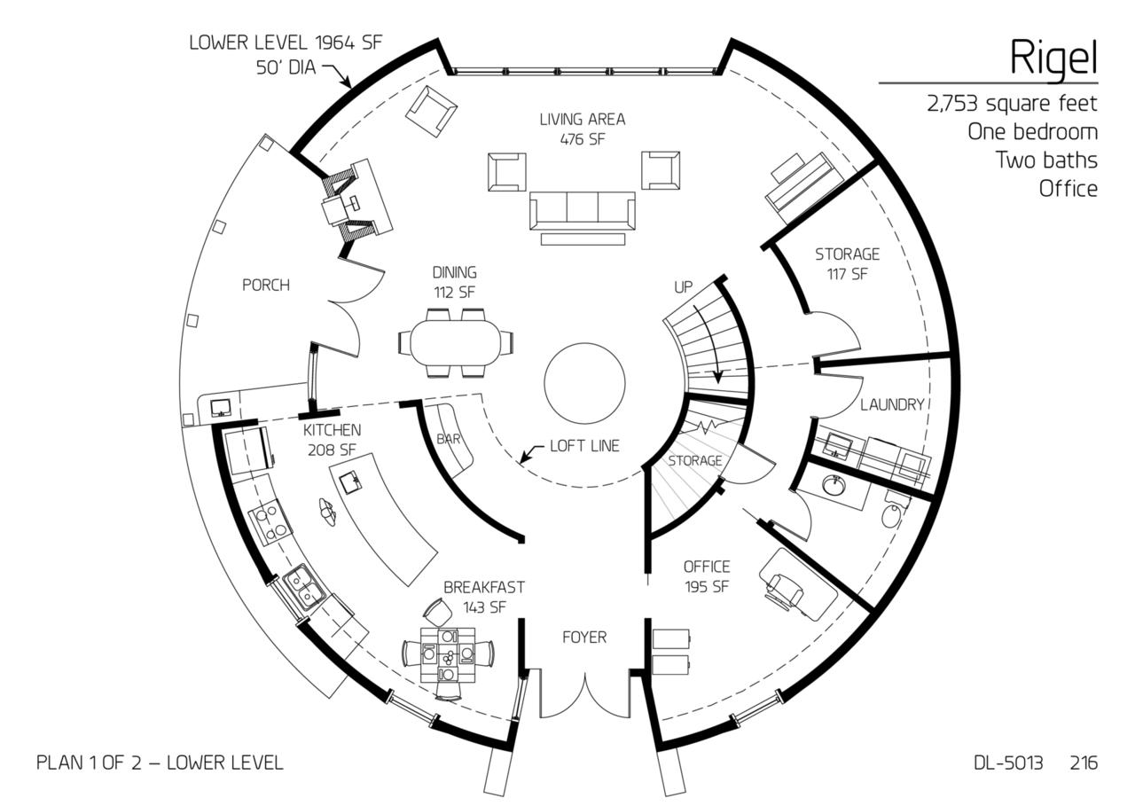 Floor Plan Dl