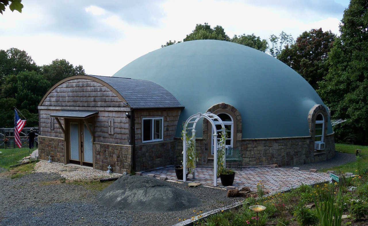 Energy study reveals savings for Monolithic Dome home