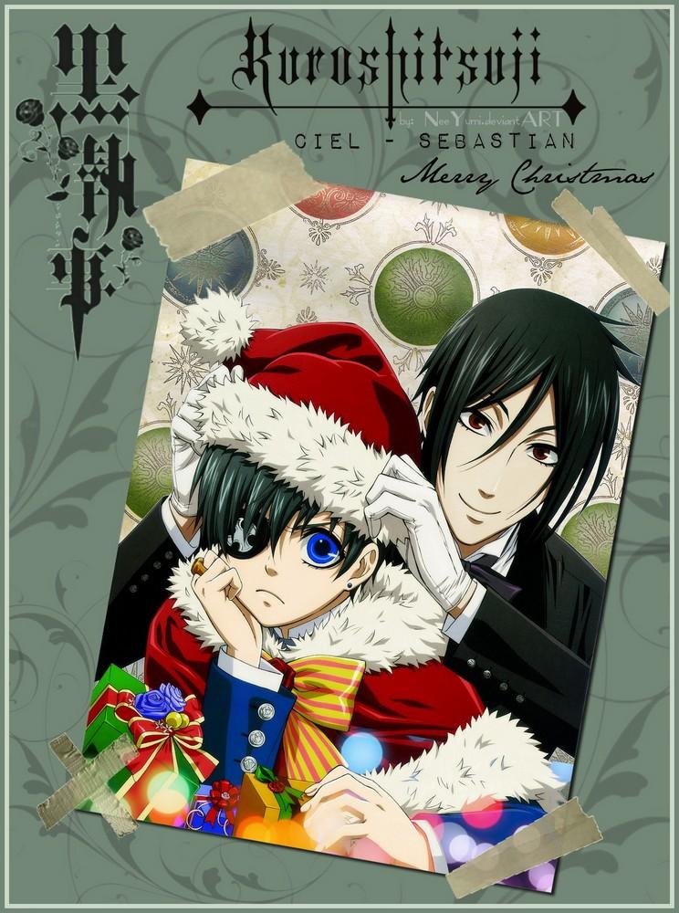 Las Mejores Escenas Navideas Del Anime
