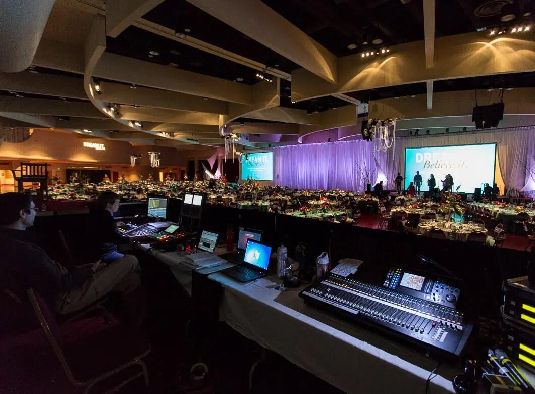 Monona Terrace  Convention Center  Banquet Hall