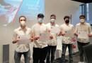 """Il team ByteBoost vince l'Auriga Coding Bootcamp grazie all'healtwatch: l'orologio intelligente progettato dai cinque studenti del """"Vito Sante Longo"""" di Monopoli"""