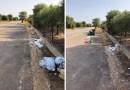 Monopoli, abbandono di rifiuti ai cigli stradali delle Provinciali