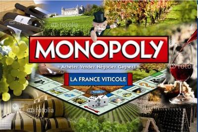 Monopoly France Viticole